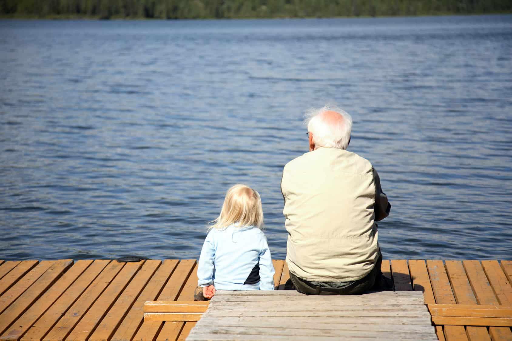 Inspirationen und Ideen für Opa und Grossvater