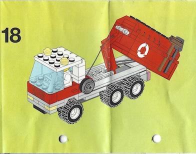 Lego-Container-Lastwagen