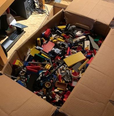 Lego-vom-Dachboden