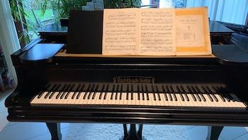 Musikbereich für den Enkel