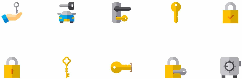 Schlüsselspiele