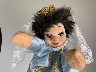 Handpuppe Prinzessin Alice