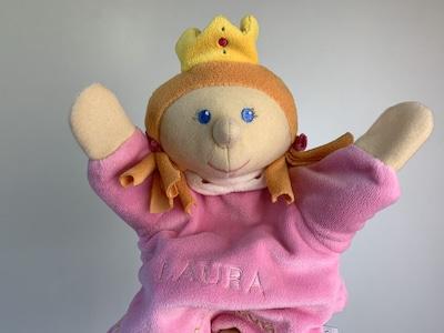 Handpuppe Prinzessin Laura