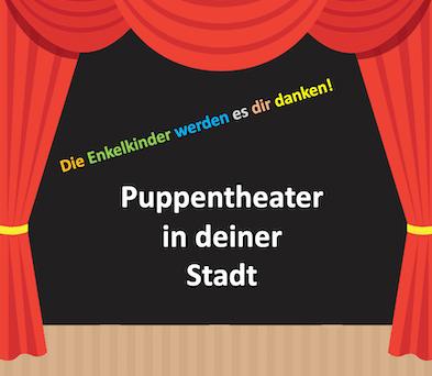 Puppentheater besuchen