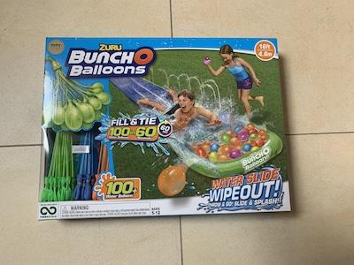 Wasserrutschen für Kinder