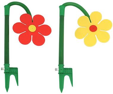 Wasserspiele mit Kindern und tanzender Blume kaufen