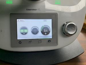 Umrühren im Thermomix