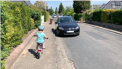 Sicherheit beim Fahrradfahren mit Großeltern