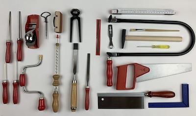 richtige Werkzeuge für Kinder
