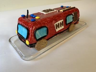 Geburtstagkuchen für Jungs