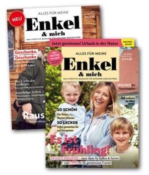 Magazin für Großeltern