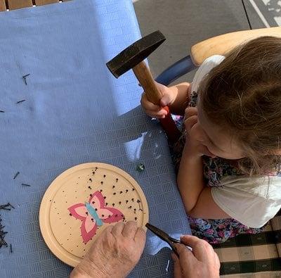 Murmelbahn werken mit Kindern
