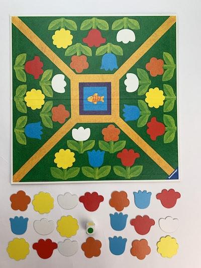Brettspiel Blumenwürfeln