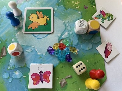 Brettspiele für Kinder