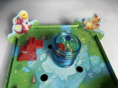 Funkelschatz Spielanleitung und Spielaufbau