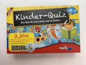Kinder-Quiz ab 4 Jahre