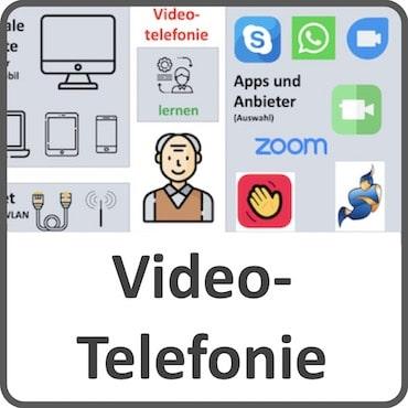 Videotelefonie für Senioren