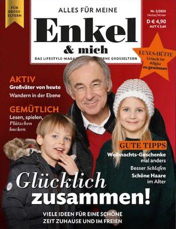 Grosseltern-Magazin: alles für meine Enkel