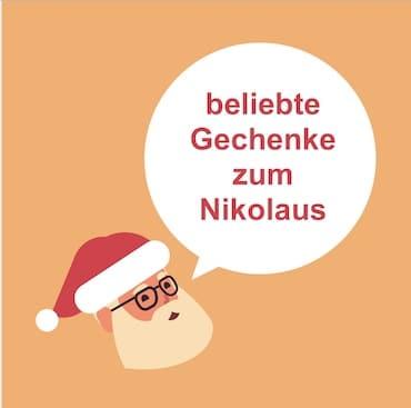 Geschenke zum Nikolaus für Kinder