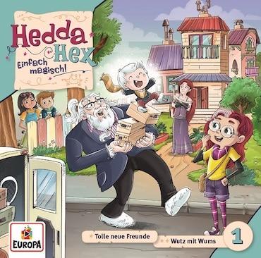 Hörspiel Hedda Hex