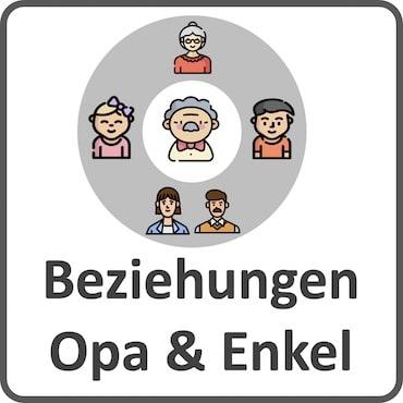 Beziehungen zwischen Opa und Enkel