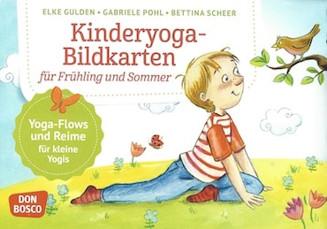 Kinderyoga-Bildkarten von Don Bosco