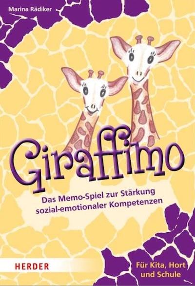 Giraffimo-Memospiel