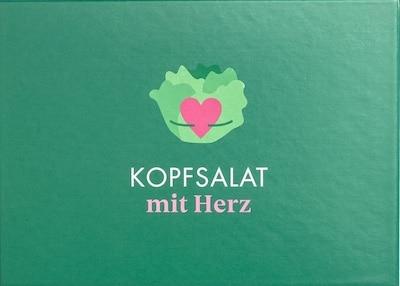 Kopfsalat mit Herz - ein Spiel für die ganze Familie