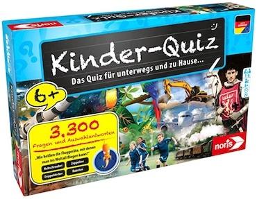 Kinder-Quiz ab 6 Jahren