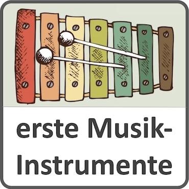 Musikinstrumente für Kleinkinder
