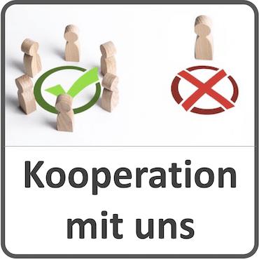 Kooperation mit grossvater.de