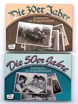 Fotokarten zur Biografie-Arbeit