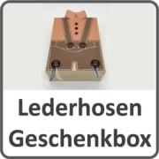 Geschenkbox Lederhose