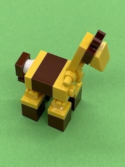 LEGO kleine Giraffe