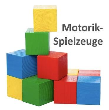 Motorik-Spielzeuge