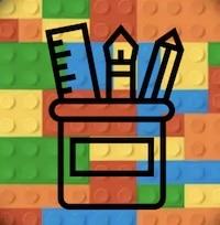 Ordnung auf dem Schreibtisch mit LEGO - Ideen
