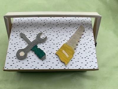Geschenkbox für Handwerker & Heimwerker
