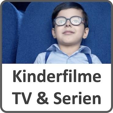 Kinder-Filme und Kinder-TV