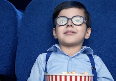 Kinder-Filme und TV