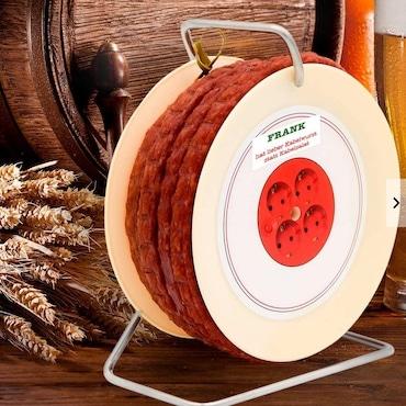 personalisierbare Salami-Trommel für Opa
