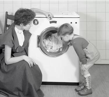 Constructa-Waschmaschine 1960