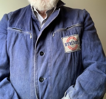 Meine erste Lehrlings-Jacke