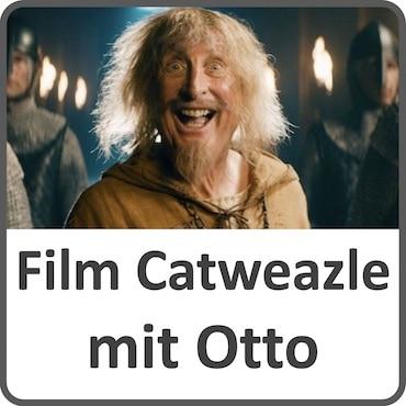 Filmvorstellung Catweazle mit Otto Waalke