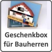 Geschenkbox für bauhherren, Haus- und Immobilienkäufer