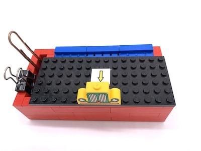 LEGO-Box als Aufbewahrungskasten