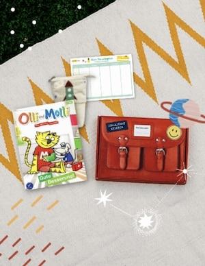 Schulstarter-Kit vom Sailer-Verlag