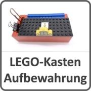 LEGO-Kasten als Aufbewahrungsbox