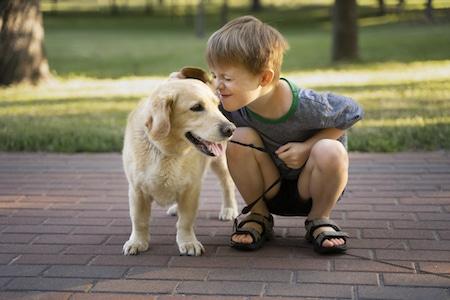Haustiere für die Enkelkinder bei den Großeltern sinnvoll?