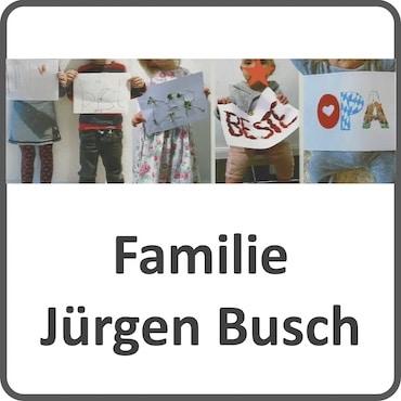 Familie von Jürgen Busch