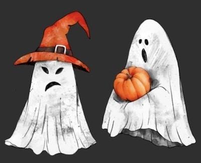 Halloween-Geschenke für Enkel